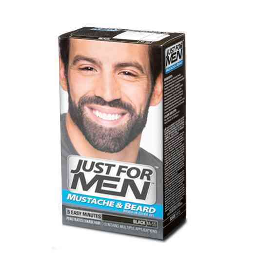 Sidalih.com | Just For Men Hair Color for Moustache and ...